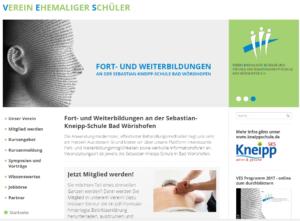 Online Marketing für physiotherapeutische Weiterbildungen