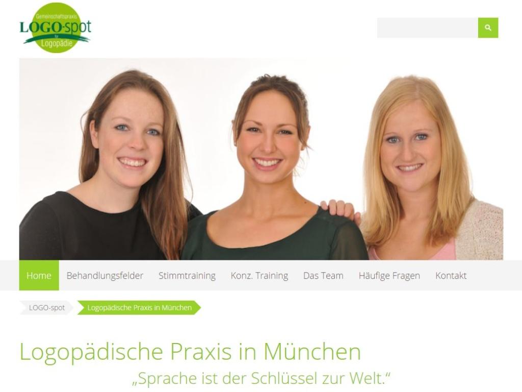 Logopädische Praxis in München